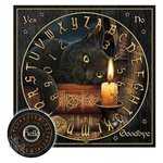 The Witching Hour Spirit Board by Lisa Parker 38.5cm