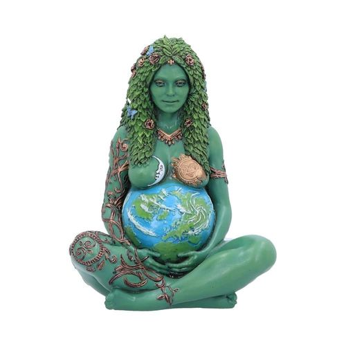 Mother Earth Art Statue 30cm oder 17.5cm